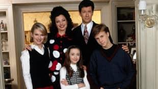 """""""The Nanny"""" cast"""