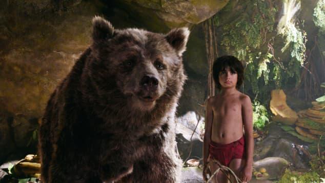 """The Jungle Book"": ""Mowgli"" and ""Baloo"""