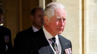 Prince Charles Retreats To Wales After Prince Philip's Death