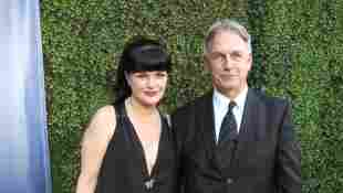 NCIS Pauley Perrette & Mark Harmon Relationship Feud Timeline Twitter allegations assault dog attack