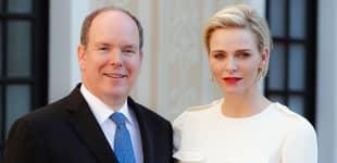 "Princess Charlène ""1000 Percent"" With Prince Albert Amid Marriage Gossip"