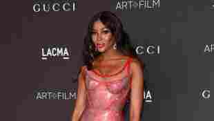 """Model Naomi Campbell at the """"LACMA Art and Film Gala"""" in Los Angeles 2019"""