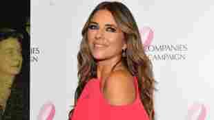 Liz Hurley Estée Lauder 2018 Breast Cancer Campaign