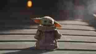 """""""Baby Yoda"""" en """"The Mandalorian"""""""