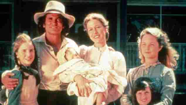 The 'Little House on the Prairie' Cast