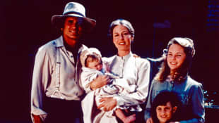 'Little House on the Prairie' Cast