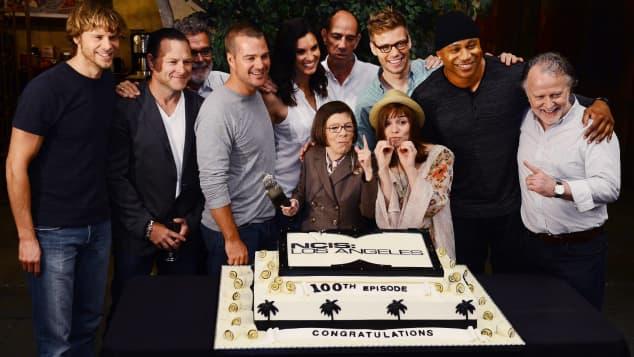 The NCIS: L.A. cast