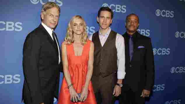 ncis cast stars actors
