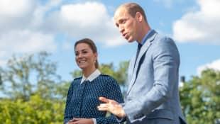 Duchess Kate, Prince William