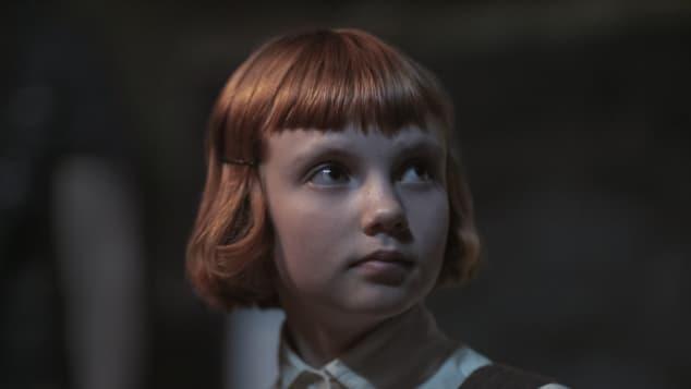 'The Queen's Gambit': Isla Johnston