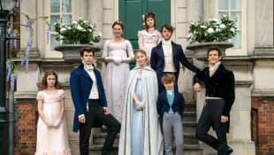 """Bridgerton"" cast"