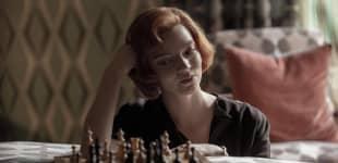 'Gambito de dama': Anya Taylor-Joy como Elizabeth 'Beth' Harmon