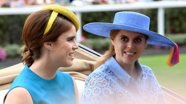 Princess Eugenie, Princess Beatrice