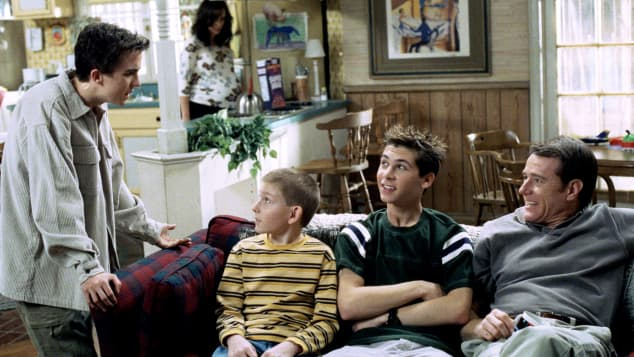'Malcolm in the Middle' cast