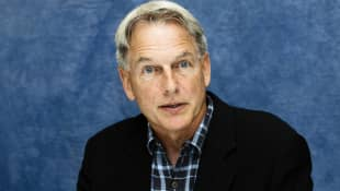 "'NCIS': Mark Harmon ""Proud"" Of Son Sean In Episode 400"