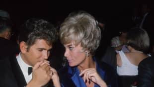 Michael Landon and Marjorie Lynn Noe