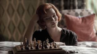 'The Queen's Gambit': Anya Taylor-Joy