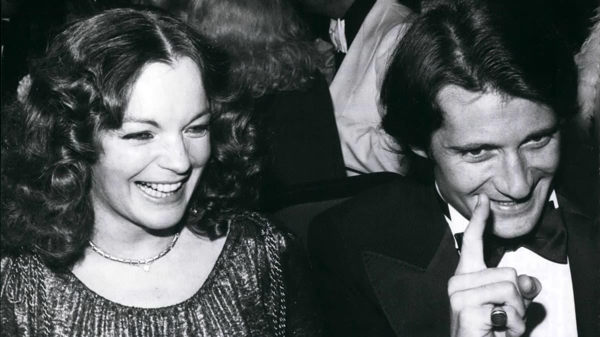 Romy Schneider's Romances: From Alain Delon To Her Husbands