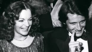 Romy Schneider husband Daniel Biasini