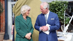 Prince Charles & Camilla Share New Couple Picture For Spring 2021