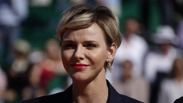 Princess Charlène