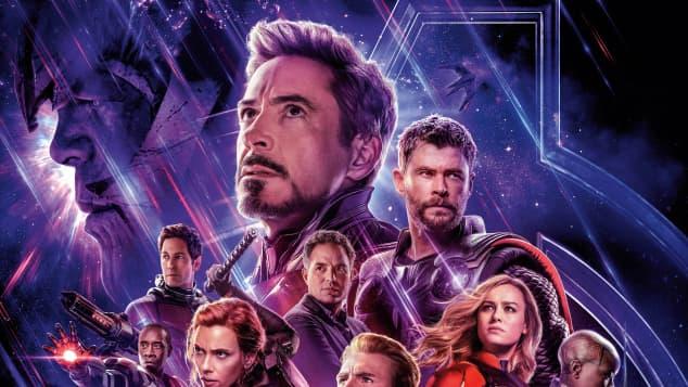 """""""Avengers: Endgame"""""""