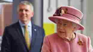 Queen Elizabeth II assistant