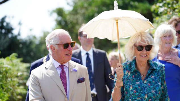 Prince Charles, Duchess Camilla