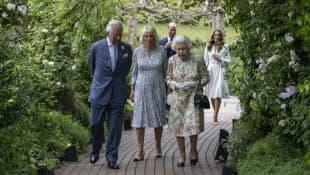 The British Royal Family