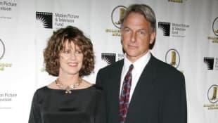 Pam Dawber and Mark Harmon