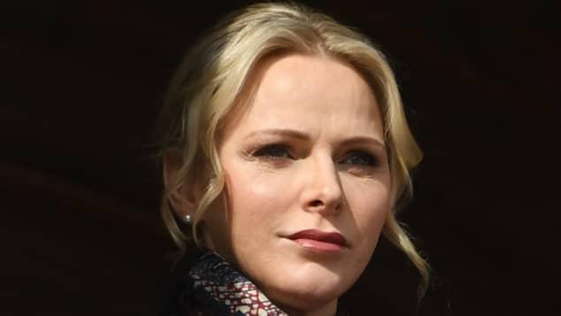 Princess Charlène of Monaco