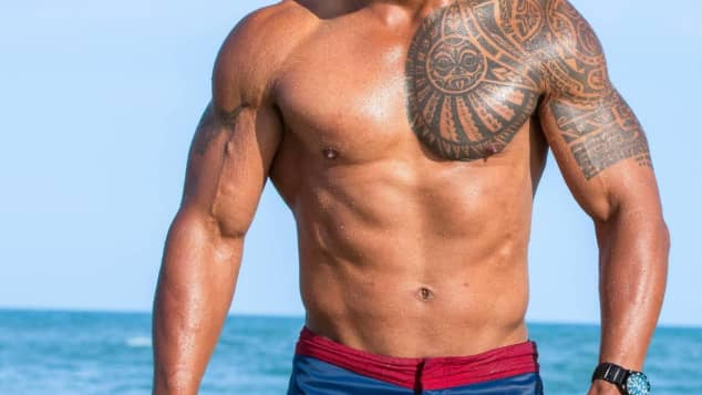 Which Male Celebrities Do These Six-Packs Belong To?