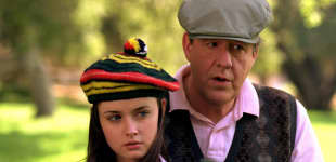 Edward Herrmann in the series, Gilmore Girls.