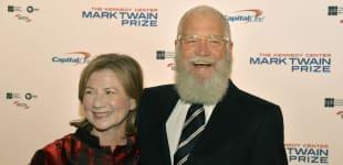 This Is David Letterman's Wife Regina Lasko!