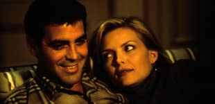 "George Clooney And Michelle Pfeiffer Reunite For ""One Fine Day"" 25th Anniversary"