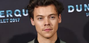 """Harry Styles' Mom Defends Her Son After Candace Owens Says To """"Bring Back Manly Men"""" Following 'Vogue' Cover"""