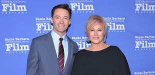 Hugh Jackman Shares Wedding Pictures On 25th Anniversary Instagram tribute wife Deborra-Lee Furness 2021