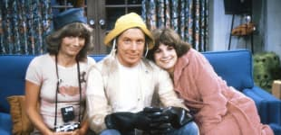 The Cast of 'Laverne and Shirley'
