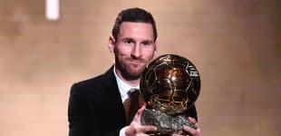 Lionel Messi's Impressive Career