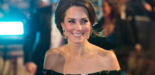Pure Glamour: Duchess Kate's BAFTA Looks