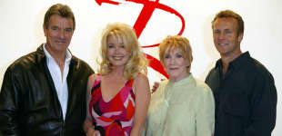 'Young and the Restless' cast