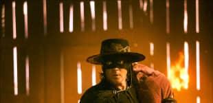 Antonio Banderas en 'La leyenda del Zorro' 2005.