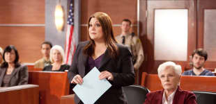 Brooke Elliott 'Drop Dead Diva'