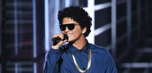 Bruno Mars To Produce And Star In New Disney Music-Themed Film