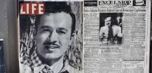 Periódico sobre la muerte de Pedro Infante