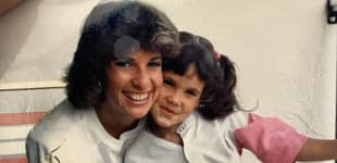 So Cute! 'NCIS: L.A.' Star Daniela Ruah As A Child