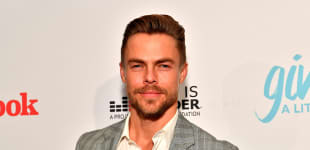 Derek Hough To Perform Solo On 'Dancing With The Stars' Finale