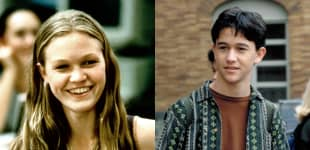 Did Julia Stiles and Joseph Gordon-Levitt Date During '10 Things I Hate About You'?