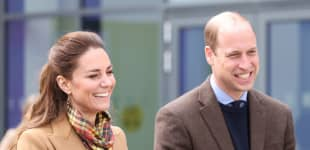 Duchess Kate And Prince William Have Fun With Scottish Charity