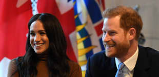 Harry And Meghan Launch New Nonprofit Charity Initiative